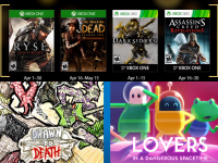 Free PlayStation & Xbox Video Games Coming April 2017