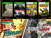 Free PlayStation & Xbox Video Games Coming March 2017