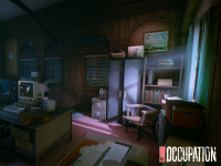 Become A Political Reporter In The Recently Announced Title, The Occupation