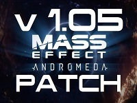 Here We Go With Mass Effect: Andromeda's 1.05 Patch