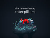 Review — She Remembered Caterpillars