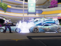 Ride For Mayhem In Agents Of Mayhem & Take Down Those Who Double Park