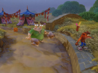 Crash Bandicoot N. Sane Trilogy Shows Off More Gameplay & Its Evolutions