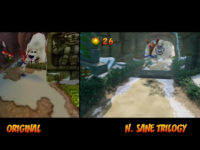Just How Transformed Is The Crash Bandicoot N. Sane Trilogy