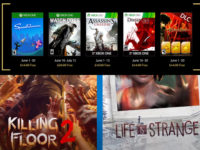 Free PlayStation & Xbox Video Games Coming June 2017