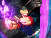 Street Fighter V Adds A New Character Into The Mix For The 2nd Season