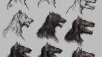 Werewolf: The Apocalypse — Concept Art
