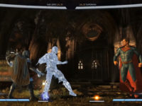See How Injustice 2 Is Cooling Down Here With Sub Zero