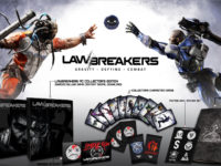 LawBreakers Is Getting A Collector's Edition & Here's What Is Coming In It