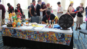 Animazement 2017 — Gaming