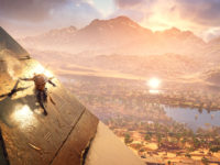 Assassin's Creed Origins Is Showing Off Some Tombs The Gods Would Enjoy