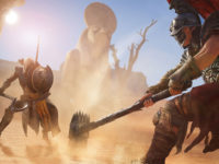 The Fight Is Changing When It Comes To Assassin's Creed Origins