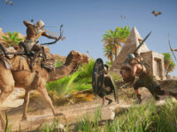 Assassin's Creed Origins Sets Out To Have The Largest World Yet