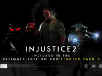 Injustice 2 Get Three More Fighters As The Second Fighter Pack Is Revealed