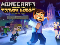 Review — Minecraft: Story Mode — Giant Consequences