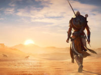 Get To Know Your Bayek A Bit More Before Assassin's Creed Origins Launches