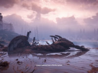 Horizon Zero Dawn: The Frozen Wilds Adds Some Great Environments