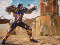 Marvel Vs Capcom: Infinite Shows Off Black Panther & Sigma DLC