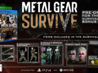 Metal Gear Survive Has Been Given A Release Date & Pre-Order Bonuses