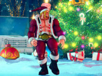 Street Fighter V Is Getting Some New Holiday Skins Again