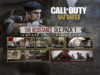 Get Ready To Join The Resistance In Call Of Duty: WWII's DLC