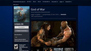 God Of War — Release Date