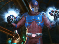 Meet Injustice 2's Atom Again Just Before He Hits The Game