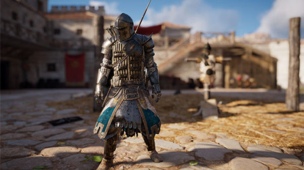 Assassin's Creed Origins — Warden's Oath Outfit
