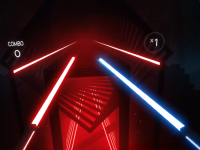 Beat Saber Will Have You Slashing & Grooving In VR