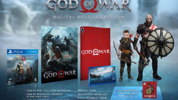 God Of War — Digital Deluxe Edition