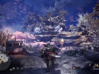 Travel To The Coral Highlands Here In Monster Hunter: World