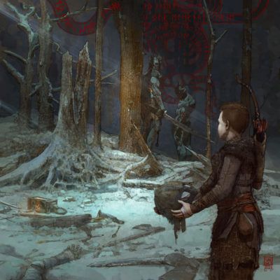 Even More Of The Base Story For God Of War Is Revealed