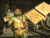 The TMNT Will Run A Delivery Service Of Pain In Injustice 2