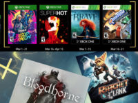 Free PlayStation & Xbox Video Games Coming March 2018