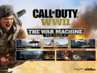 The War Machine Keeps Turning In Call Of Duty: WWII