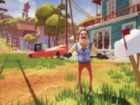 Hello Neighbor Is Making Its Way To The PS4 This Summer