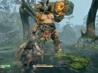 More Gameplay For God Of War To Show Off Trolls, Exploration, And More