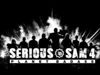 Serious Sam 4: Planet Badass Has Been Officially Announced