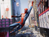 Get Ready For A Lot Of Intense Web Swinging In Spider-Man