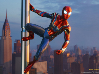 The Iron Spider Is Coming To Spider-Man As The Second Pre-Order Suit