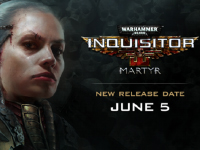 Warhammer 40,000: Inquisitor — Martyr Has Been Delayed