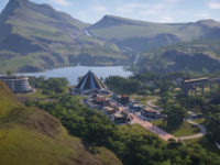 Jurassic World Evolution Has A New Island To Show Off With Isla Tacano