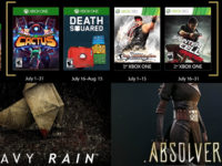 Free PlayStation & Xbox Video Games Coming July 2018