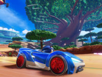 Here Is A Look At Team Sonic Racing In Action Just Before E3