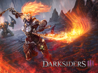 Traverse More Of The Underground With New Darksiders III Gameplay