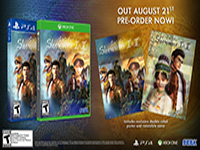 The Saga Begins…Again As Shenmue I & II Is Re-Releasing In August