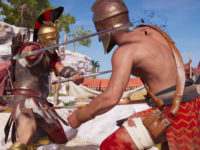 Here Is A Little More Combat Training For Assassin's Creed Odyssey