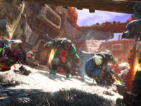 See How The Levels Of Biomutant Will Look Similar But Play Differently