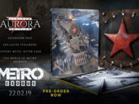 Metro Exodus Has a Limited Aurora Edition To Pre-Order Now