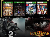 Free PlayStation & Xbox Video Games Coming September 2018